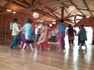 danse dynamique